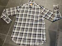 Boss Orange Hugo Boss Kelbow Zip up Chunky Knitwear Navy 404 50434319