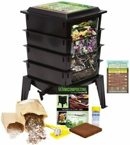 Nature's Footprint - Worm Factory 360 w/2 extra trays