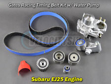Gates Racing Timing Belt Component Kit with Water Pump EJ25 Engine