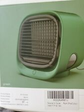 Portable Air Conditioner Fan Evaporative Air Cooler Humidifier Purifier 3 Speeds
