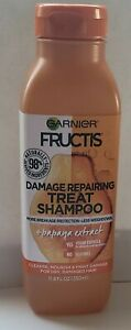 Garnier Fructis Damage Repairing Treat Shampoo And Papaya Extract -11.8oz