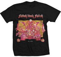 BLACK SABBATH - Bloody Sabbath - T SHIRT S-M-L-XL-2XL New Official Bravado Merch
