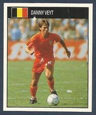 ORBIS 1990 WORLD CUP COLLECTION-#242-BELGIUM-DANNY VEYT
