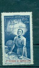 ST.PIERRE ET MIQUELON (French Colony) 1942 Quinzaine Impériale Mi. 326