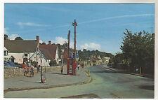 Bladon - Photo Postcard c1960 / Woodstock