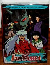 Inuyasha 3ª Season Complete 6 DVD New Animation Sleeve (Sleeveless Open) R2