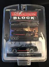 GreenLight BARRETT JACKSON EDITION AUCTION BLOCK 2008 SHELBY GT 1:64