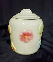 Vintage  1950's  All Over Cookie Jar Made In USA