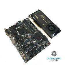 Gigabyte GA-Z170XP-SLI Motherboard DDR4, LGA1151 + PNY GTX 580 (1.5GB VRAM)