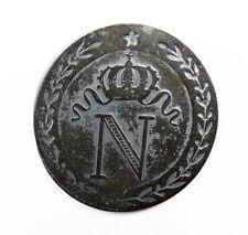 France 1809-A 10 Centimes Billon. KM# 676.1