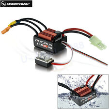 Hobbywing QuicRun 16BL30 30A Brushless ESC For 1/16 On-road / Off-road RC Car