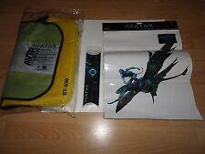 Avatar Messenger Bag (AVTR PROGRAM shoulder bag) LCD Watch and Sticker Set