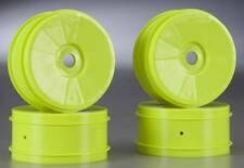 Pro-Line 1/8 Velocity V2 Yellow Buggy Wheels F/R (4) 2702-02