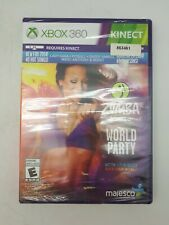 XBox 360 Video Game: Zumba Fitness World Party