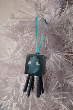 MINECRAFT INSPIRED~CUSTOM~SQUID~CHRISTMAS TREE ORNAMENT~FIGURE~2 3/4""