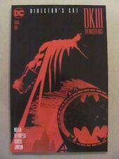 Batman Dark Knight III The Master Race #1 DC 2015 Miller Directors Cut 9.6 NM+