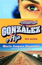 Transportes González e Hija (Spanish Edition) by Escandón, María Amparo
