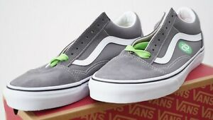 VANS Classic Authentic Canvas Casual Shoes Sneakers US 10 QuickBooks Edition