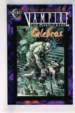 VAMPIRE THE MASQUERADE CALEBROS MOONSTONE COMICS 2002 NM+ WORLD OF DARKNESS