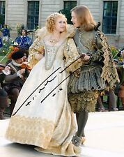 Freddie Fox Autographed 8x10 Photo The Three Musketeers (1)