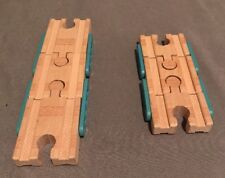 "Thomas & Friends Wooden Train 6"" & 4"" Inch switch adjustable track"