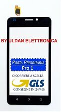 TOUCH SCREEN per HUAWEI ASCEND Y635 VETRO Digitizer NERO VETRINO