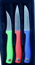 WUSTHOF SET OF 3 PEELING PARING KNIFE NEW AUTHENTIC MADE IN GERMANY