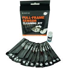 UES Camera Cleaning Kit 14 x 24mm Full-Frame Sensor Clean Swabs + 15ml Cleaner