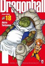 fumetto Manga DRAGON BALL PERFECT EDITION numero 18