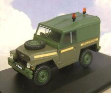 Land Rover 1/2ton Lightweight Hard Top RAF Royal Air 1 43 Oxford 43lrl005