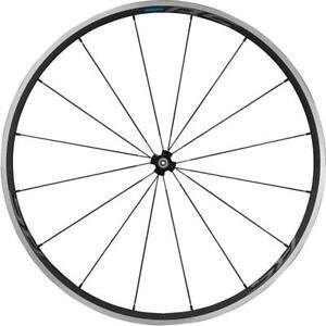 Shimano 2021 RS300 Road Bike Wheels WH-RS300 - Rim Brake Road Wheelset
