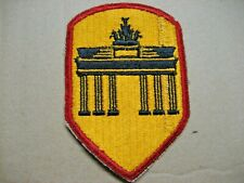 /US Army Patch BERLIN COMMAND,1960s