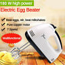 Electric Powered Baking 7 Speed Cute Kitchen Handheld Mixer Whisk Egg Beater