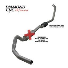 "Diamond Eye Exhaust System 4"" for 03 - 07 Ford F-250 / F-350 Super Duty 6.0L"