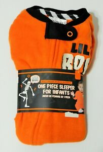 Richard Leeds Baby 6-9 Mo. Matching Family Halloween Pajamas Boo Crew Sleeper