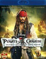 Pirati dei Caraibi - Oltre i confini del mare BLURAY  DL003746