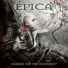 EPICA - REQUIEM FOR THE INDIFFERENT  CD LIMITIERTES DIGIBOOK SYMPHONIC METAL NEW