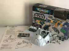 Star Wars 1994 Micro Machines Ice Planet Hoth Galoob 65872