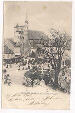 bagnères-de-bigorre  église st-vincent