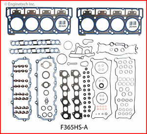 05-10 Ford Truck 6.0L OHV V8 32V Powerstroke Head Gasket Set