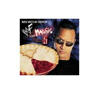 Various Artists - WWF The Music Vol.5 - Various Artists CD M9VG The Fast Free