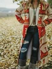 BNWT Navajo Cotton Tribal Coatigan