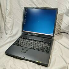 Toshiba Satellite 4090 XCDT - 400 MHz Intel Celeron - Rare and Collectible