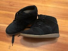 Isabel Marant wedge high top sneakers size 39