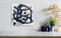 Gallery Price $90 8*8 Canvas Panel original hand-painted Abstract painting