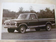 1976 FORD F150 PICKUP TRUCK  11 X 17  PHOTO  PICTURE
