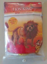 Simba Accessory Kit Disney Lion King Halloween Pet Costume, small/medium
