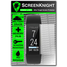 Screenknight Polaire Activité Tracker 360 front screen protector invisible shield
