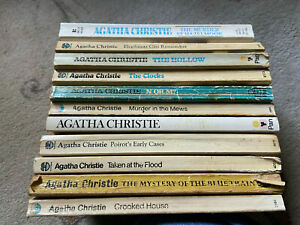 Agatha Christie bundle/collection 11 books