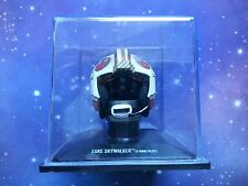 DeAGOSTINI STAR WARS HELMET COLLECTION MAGAZINE ISSUE 4 X WING PILOT MASK HEAD